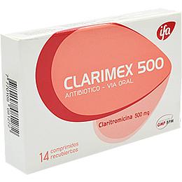 Clarimex Comprimidos Recubiertos Granulos Para Suspension