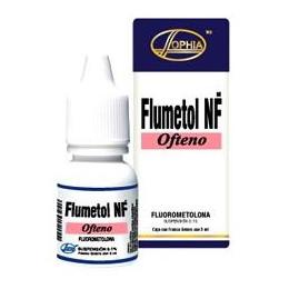 Flumetol NF Ofteno