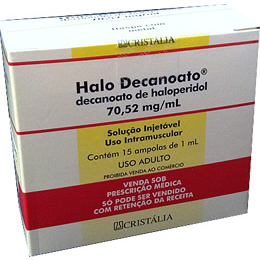 Halo Decanoato