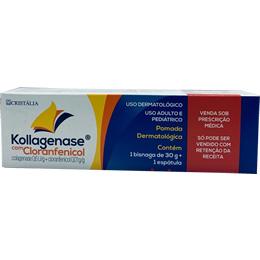 Kollagenase con Cloranfenicol