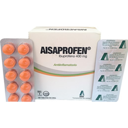 Aisaprofen