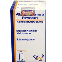 Albumina Farmedical