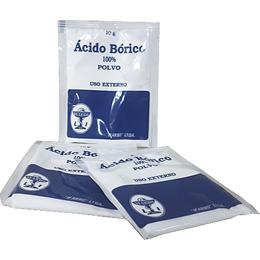 Acido Bórico