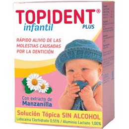 Topident Infantil Plus