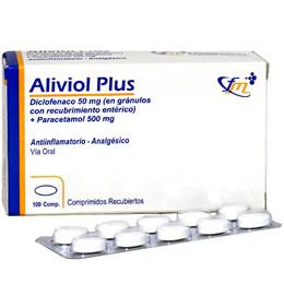 Aliviol Plus