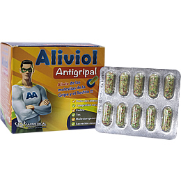 Aliviol Antigripal