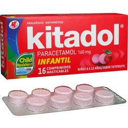 Kitadol Infantil